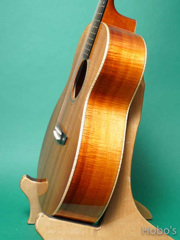 "James Goodall KGCK ""AAAA Curry HawaiIan Koa""  8"