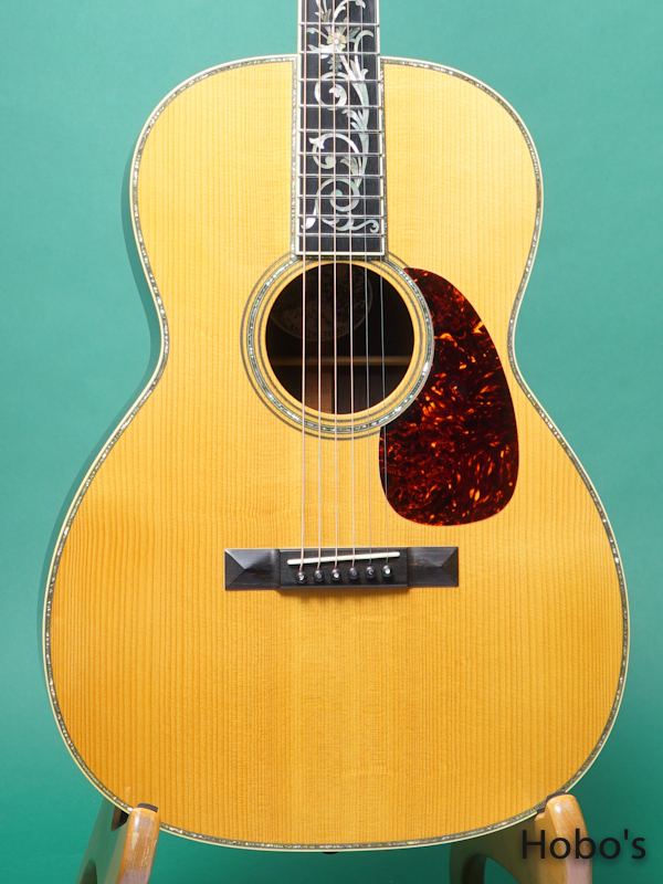 "COLLINGS OOO-42 Tree Of Life Custom ""Brazilian Rosewood"" 5"