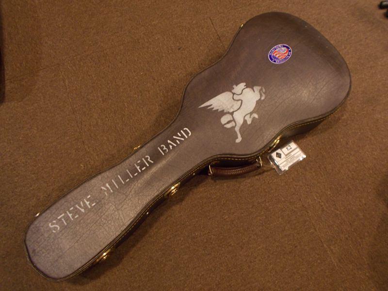 """Grimes Guitars (Steve Grimes) Parlor """"Brazilian Rosewood"""" CASE"""
