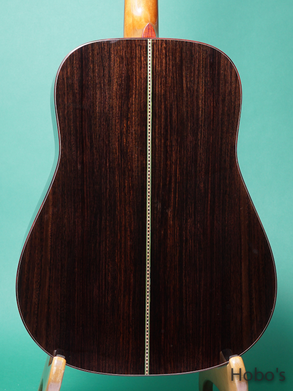 "Enfini Custom Works (藤岡 光徳) Model D Custom ""Premium Madagascar Rosewood""    6"