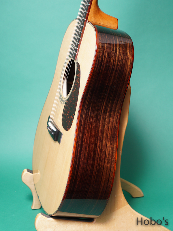 "Enfini Custom Works (藤岡 光徳) Model D Custom ""Premium Madagascar Rosewood""    8"