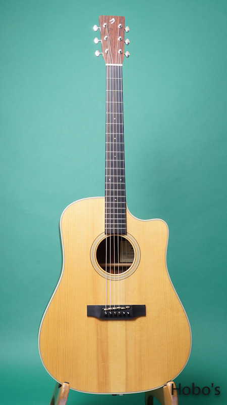 "BREEDLOVE DR Custom ""Thin Body / Adirondack Top""  FRONT"