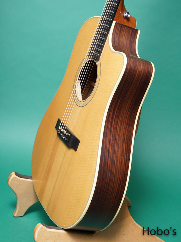 "BREEDLOVE DR Custom ""Thin Body / Adirondack Top""  8"