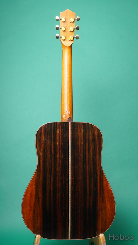 "GREVEN The Oshio D ""Brazilian Rosewood""   BACK"