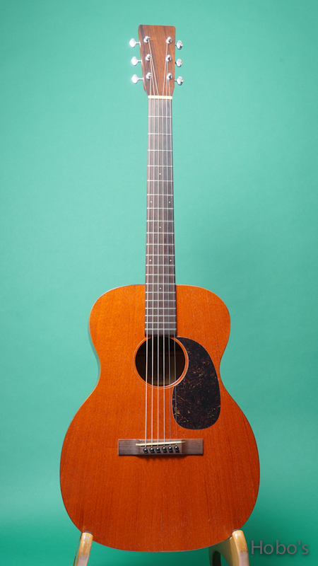 "TODA GUITARS (戸田 真次)  Model OO ""All Mahogany""  FRONT"