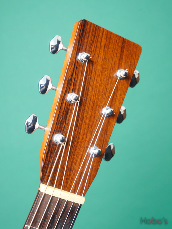 "TODA GUITARS (戸田 真次)  Model OO ""All Mahogany""  1"