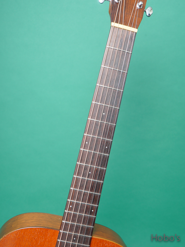 "TODA GUITARS (戸田 真次)  Model OO ""All Mahogany""  3"
