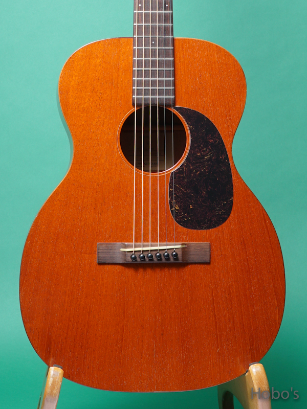 "TODA GUITARS (戸田 真次)  Model OO ""All Mahogany""  5"