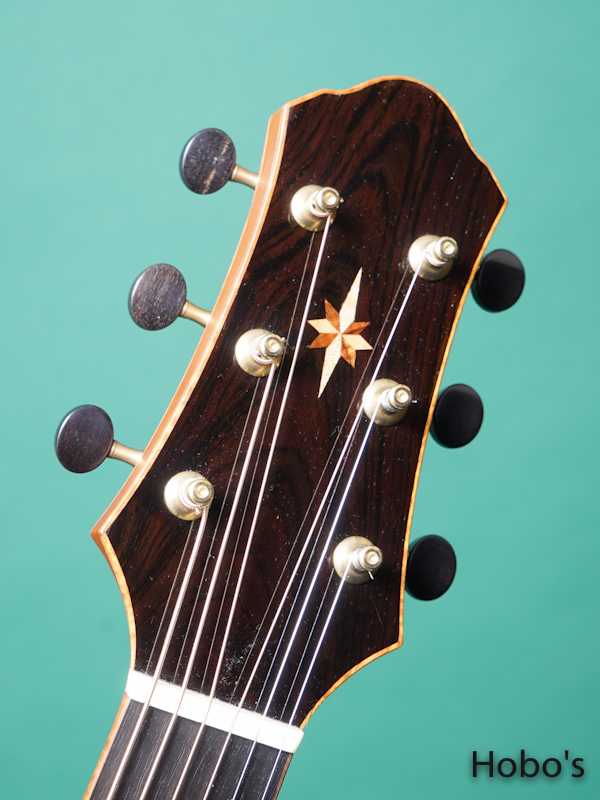 "K.YAIRI (小池 健司)  By Ken ""Brazilian Rosewood"" 1"