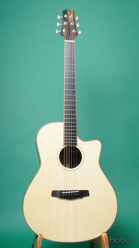 "Yokoyama Guitar (横山 正) AR-GB ""German / Brazilian Rosewood"""