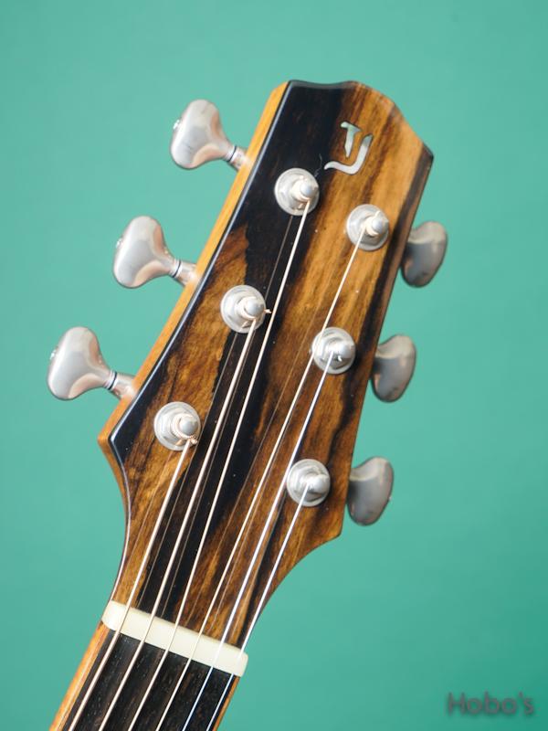 "Yokoyama Guitar (横山 正) AR-GB ""German / Brazilian Rosewood""  1"