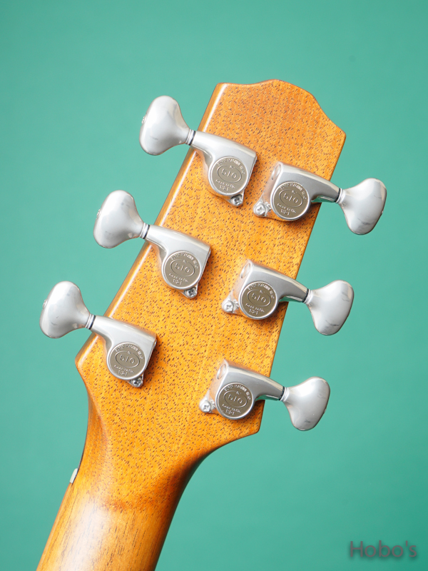 "Yokoyama Guitar (横山 正) AR-GB ""German / Brazilian Rosewood""  2"