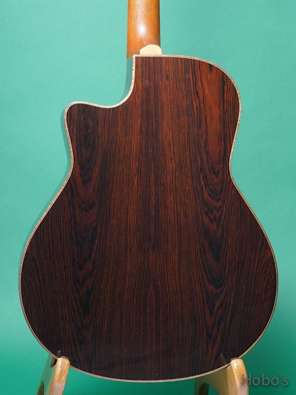 "Yokoyama Guitar (横山 正) AR-GB ""German / Brazilian Rosewood""  6"