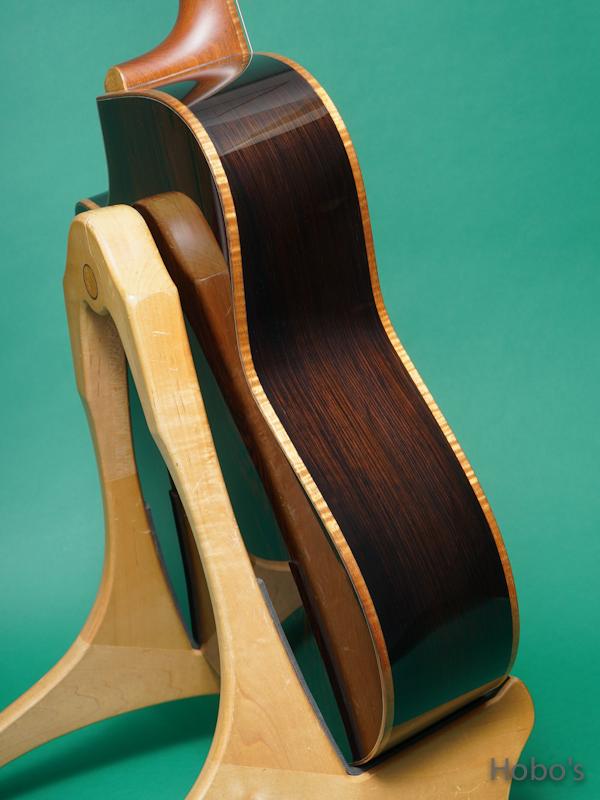 "Yokoyama Guitar (横山 正) AR-GB ""German / Brazilian Rosewood""  7"