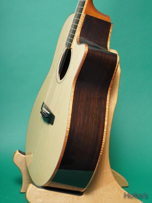 "Yokoyama Guitar (横山 正) AR-GB ""German / Brazilian Rosewood""  8"