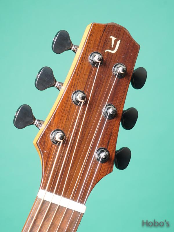 "Yokoyama Guitar (横山 正) AR-AB ""Adirondack / Brazilian Rosewood""  1"