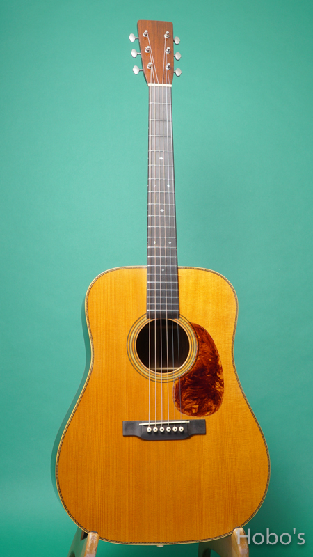 Pre-war Guitars Co. HD Granidillo Level 1 FRONT