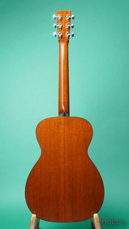 "COLLINGS O-1T ""Baked Top""  BACK"