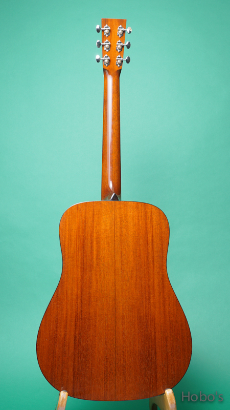 "COLLINGS D-1T ""Torrefied Sitka Top""   BACK"