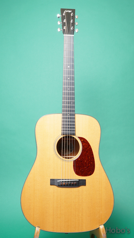 "COLLINGS D-1T ""Torrefied Sitka Top""   FRONT"