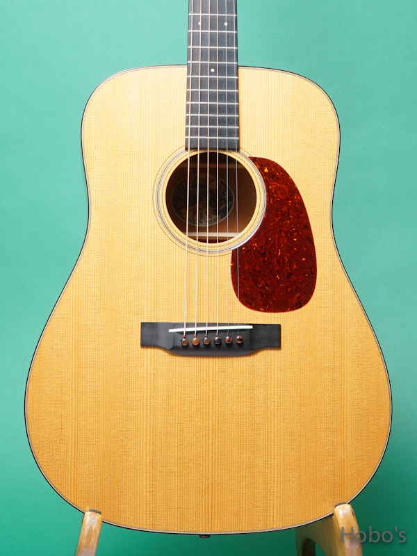 "COLLINGS D-1T ""Torrefied Sitka Top""   5"