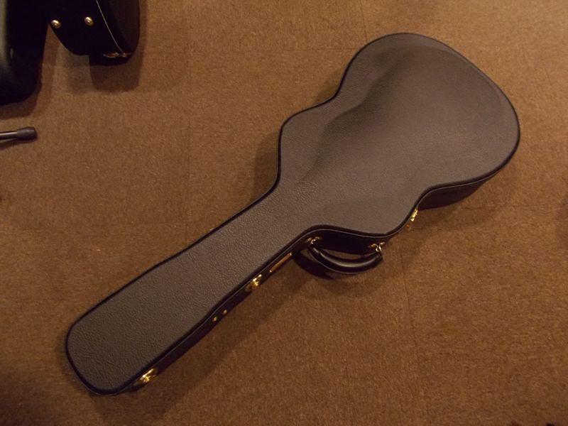 "Rockbridge Guitar (B.Calhoun / R.Ray /A.McNeil ) Model OO Custom ""German / Figured Maple"" CASE"