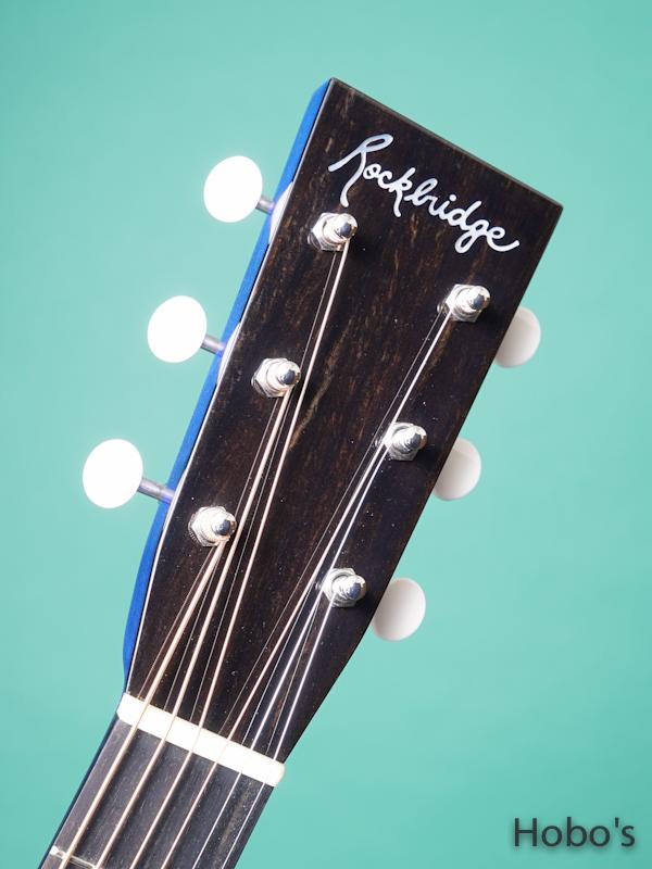 "Rockbridge Guitar (B.Calhoun / R.Ray /A.McNeil ) Model OO Custom ""German /  Figured Maple"" 1"