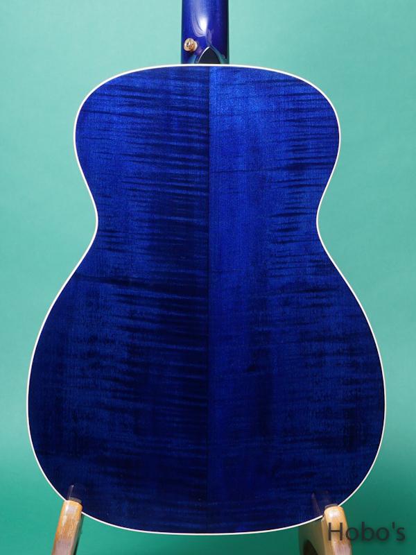 "Rockbridge Guitar (B.Calhoun / R.Ray /A.McNeil ) Model OO Custom ""German / Figured Maple"" 6"