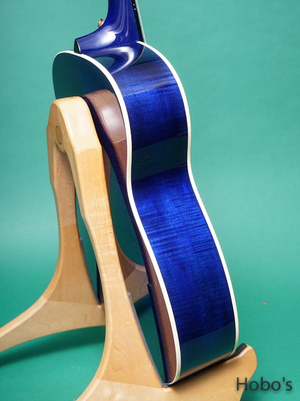 "Rockbridge Guitar (B.Calhoun / R.Ray /A.McNeil ) Model OO Custom ""German / Figured Maple"" 7"