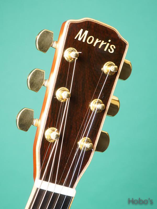 """MORRIS (横山 正) MY-230 """"German / Brazilian Rosewood""""     1"""