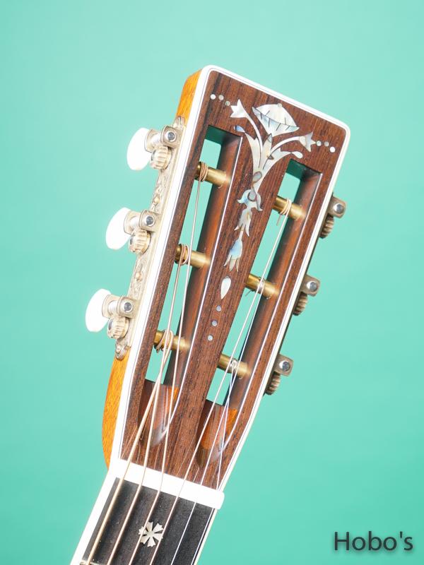 "HEADWAY (百瀬 恭夫) HN-450 Custom ""German / Brazilian Rosewood""   1"