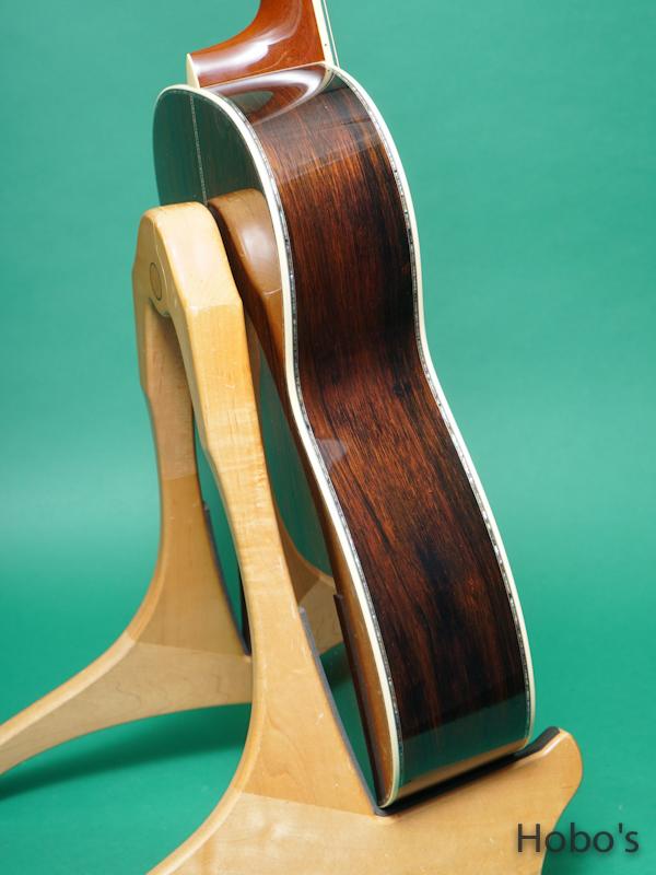 "HEADWAY (百瀬 恭夫) HN-450 Custom ""German / Brazilian Rosewood""   7"