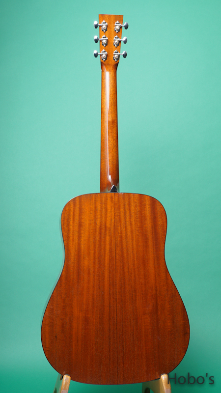 "COLLINGS D-1T SB ""Torrefied Sitka Top"" BACK"