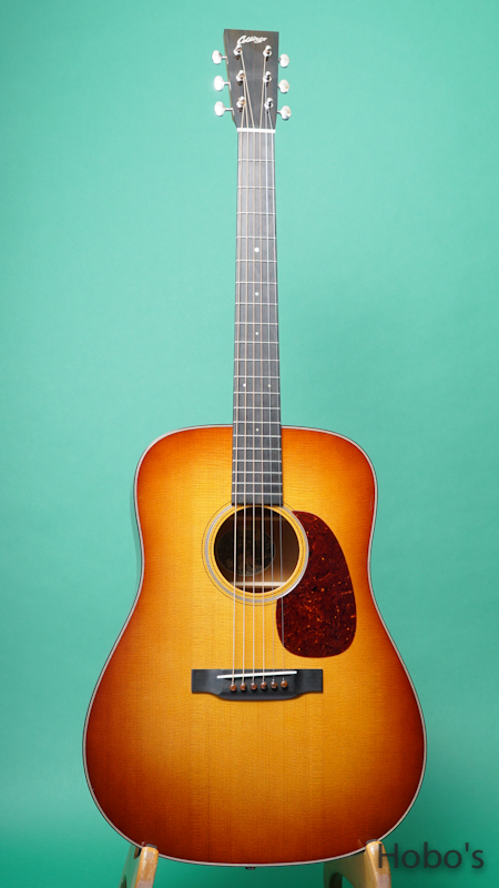 "COLLINGS D-1T SB ""Torrefied Sitka Top"" FRONT"