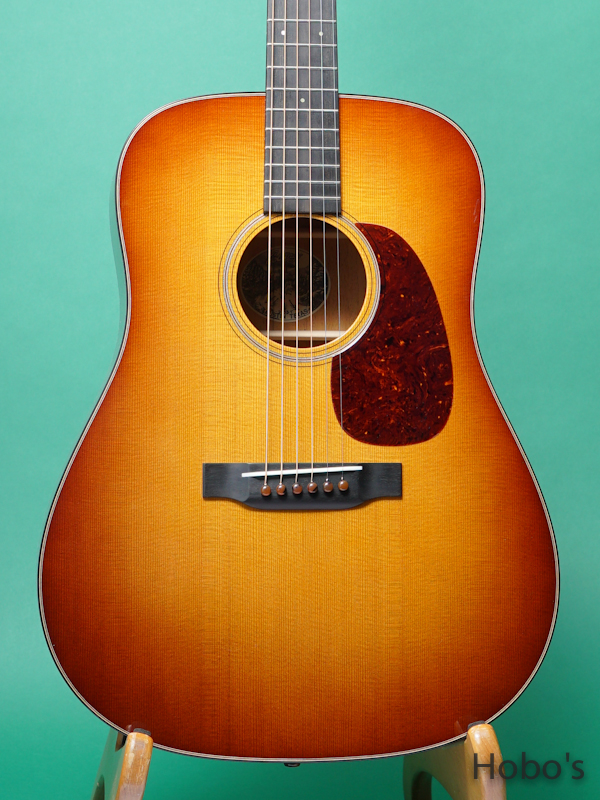 "COLLINGS D-1T SB ""Torrefied Sitka Top"" 5"