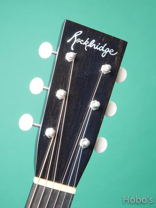 "Rockbridge Guitar (B.Calhoun / R.Ray /A.McNeil ) Model OO Custom ""German / Honduras Rosewood""  1"