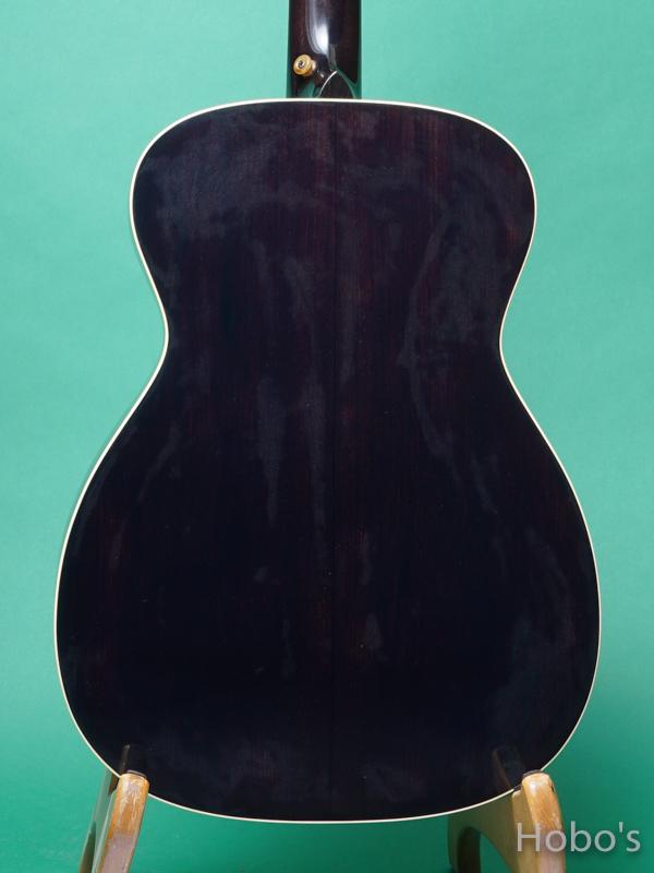 "Rockbridge Guitar (B.Calhoun / R.Ray /A.McNeil ) Model OO Custom ""German / Honduras Rosewood""  6"