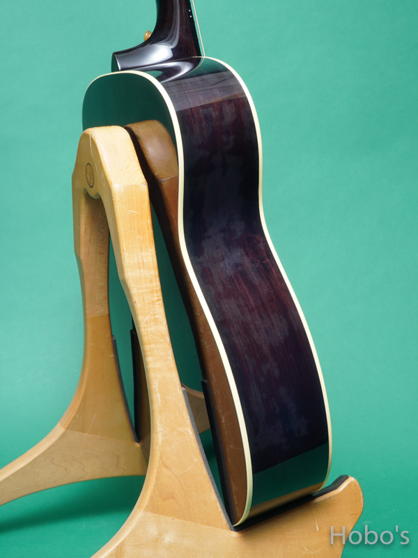 "Rockbridge Guitar (B.Calhoun / R.Ray /A.McNeil ) Model OO Custom ""German / Honduras Rosewood""  7"