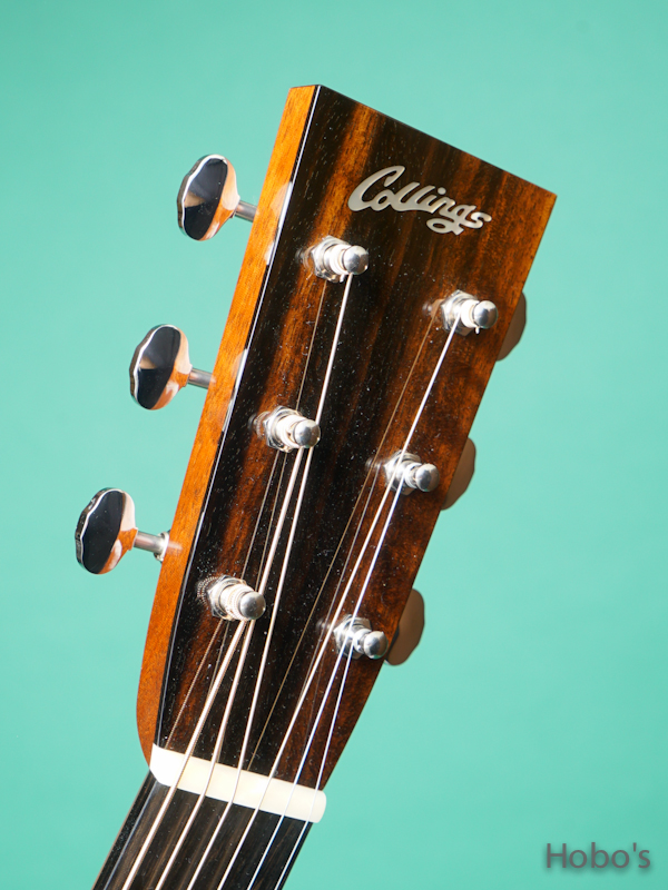 """COLLINGS OM-2HT """"Torrefied Sitka Spruce""""    1"""