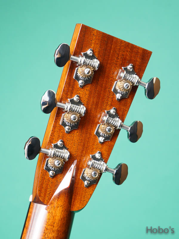 """COLLINGS OM-2HT """"Torrefied Sitka Spruce""""    2"""