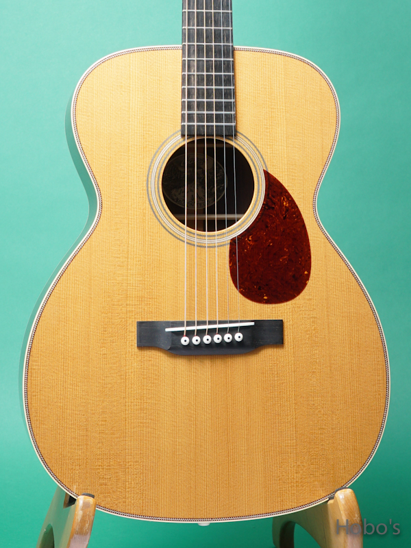 """COLLINGS OM-2HT """"Torrefied Sitka Spruce""""    5"""