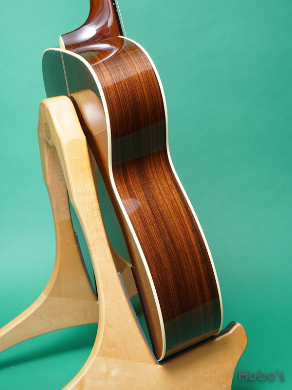 """COLLINGS OM-2HT """"Torrefied Sitka Spruce""""    7"""