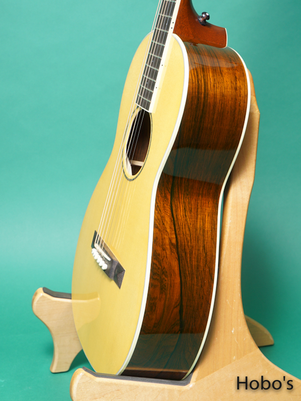 "SANTA CRUZ Model PJ ""Brazilian Rosewood""  8"