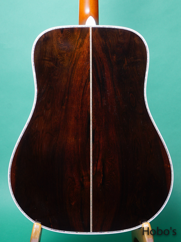 "K.YAIRI (丹羽 雪男)  Custom Shop ND ""Adirondack / Brazilian Rosewood"" 6"