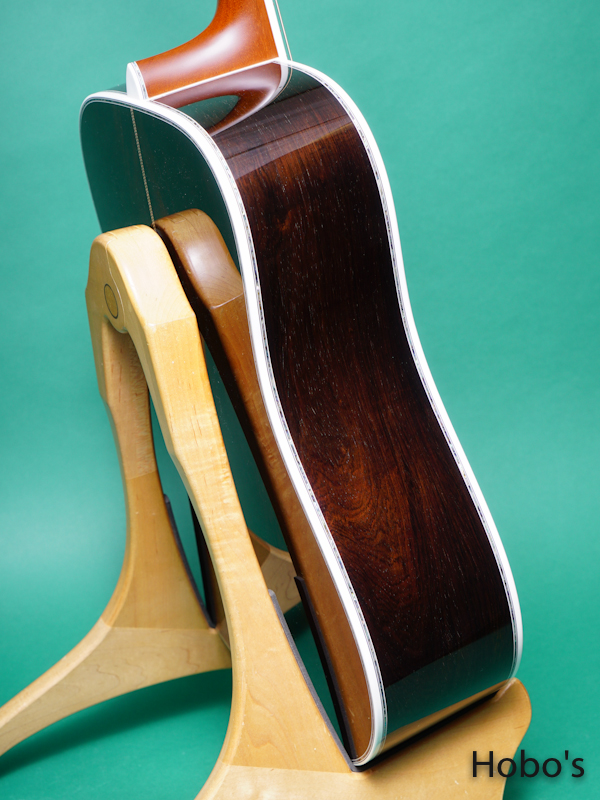 "K.YAIRI (丹羽 雪男)  Custom Shop ND ""Adirondack / Brazilian Rosewood"" 7"