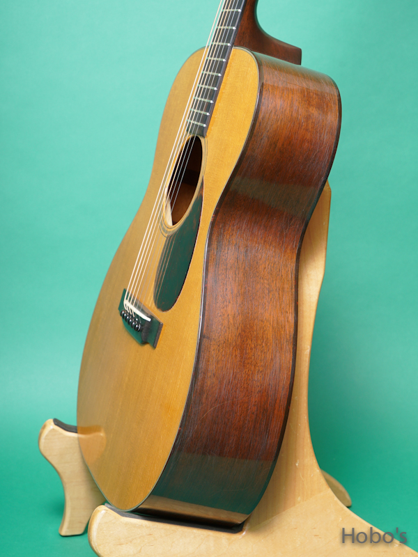 "SANTA CRUZ TONY RICE ""German / Brazilian Rosewood""  8"