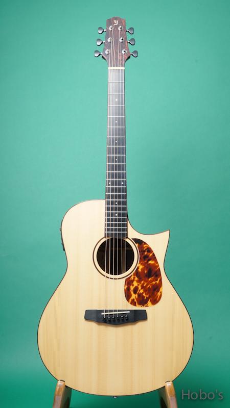 Yokoyama Guitar (横山 正) AF-WC FRONT