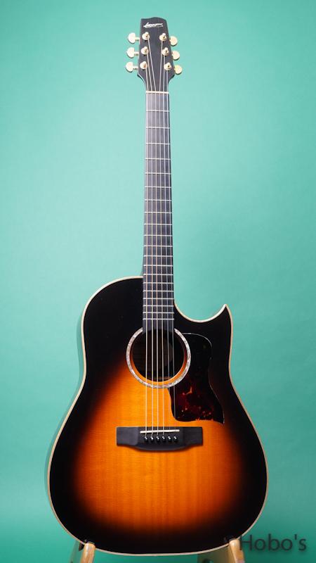 Langejans Guitars (Del Langejans) R-6 FRONT