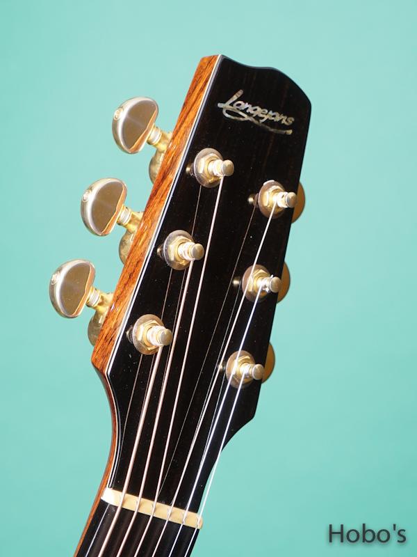 Langejans Guitars (Del Langejans) R-6 1