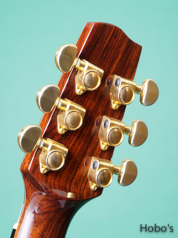 Langejans Guitars (Del Langejans) R-6 2
